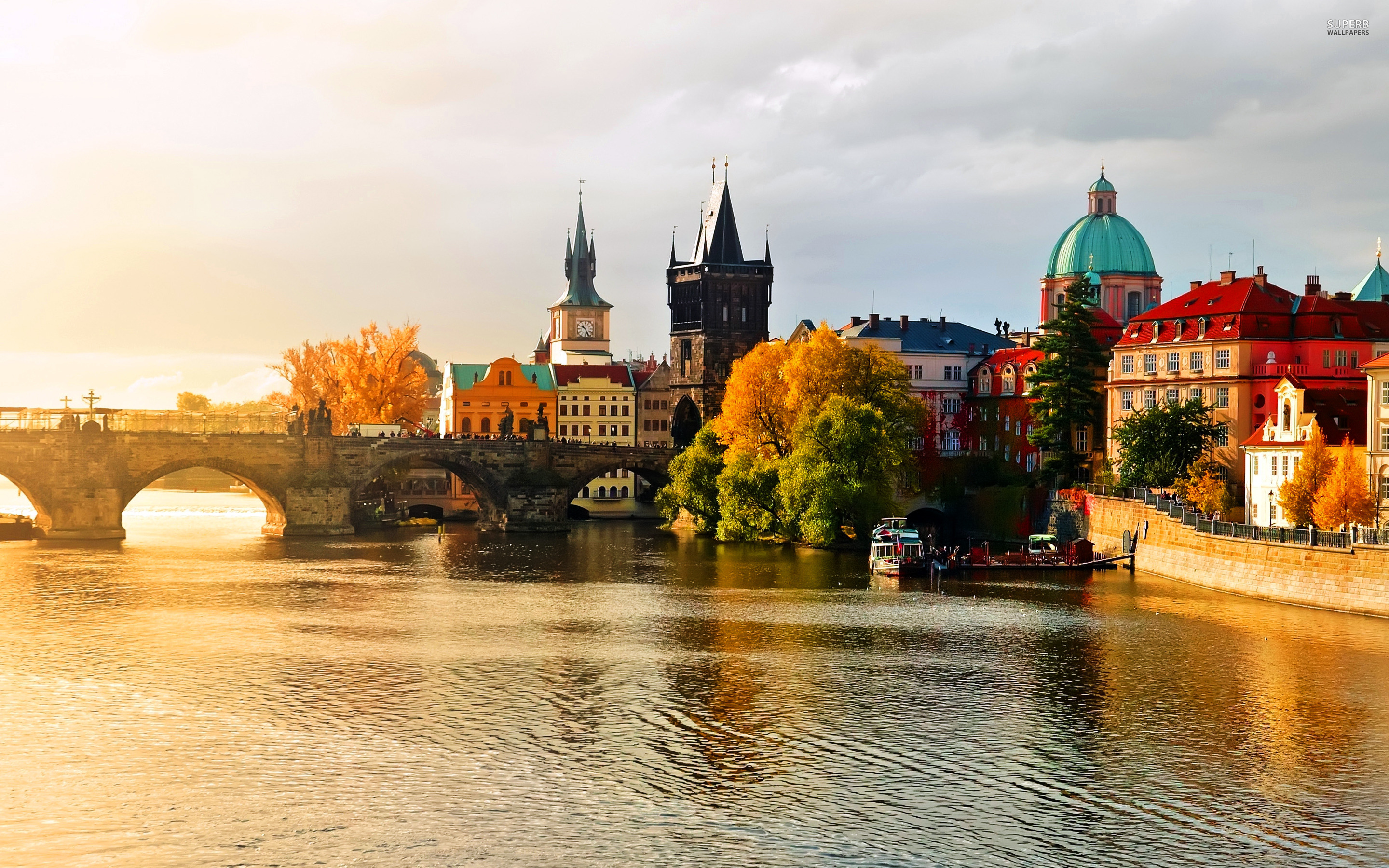 Czech Republic is an amazing place you definitely should visit.